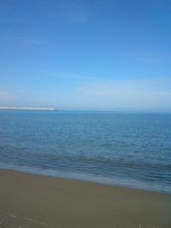 海と川とサイクリング