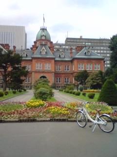 ニューポロクルと北海道庁